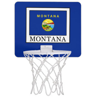Montana Mini Basketball Hoop