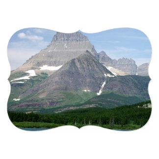 Montana Mountains Card