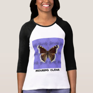 Montana Mourning Cloak Butterfly T-Shirt