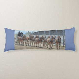 Montana Mule Days June 2016 Body Cushion