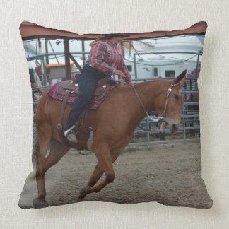 Montana Mule Days June 2016 Cushion