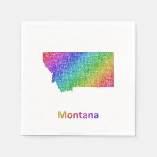 Montana Paper Napkin