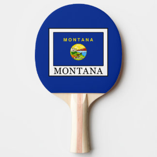 Montana Ping Pong Paddle