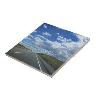 Montana Plains Ceramic Tile