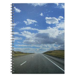 Montana Plains Notebook
