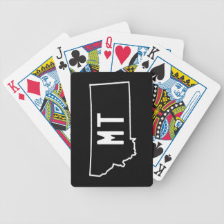 Montana Playing Cards