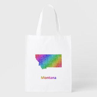 Montana Reusable Grocery Bag