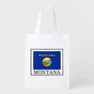 Montana Reusable Grocery Bag