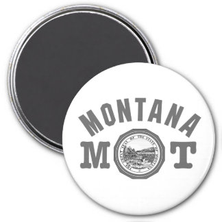 Montana Seal Magnets