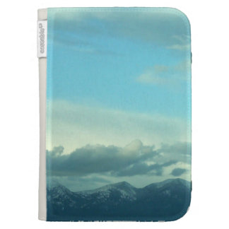 Montana Sky Kindle Case