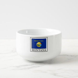 Montana Soup Bowl With Handle