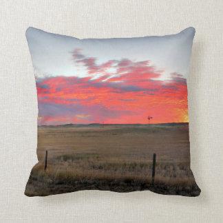 Montana Sunrise Cushion