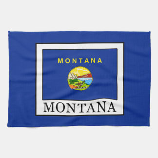 Montana Tea Towel