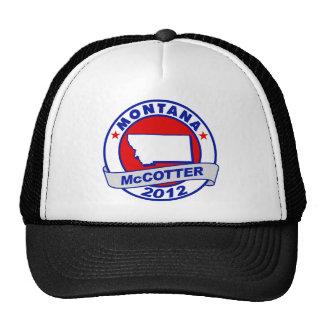 Montana Thad McCotter Mesh Hats