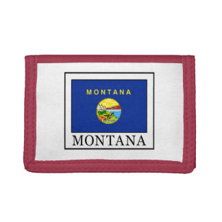 Montana Trifold Wallets