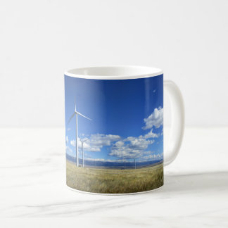 Montana Windmills Coffee Mug