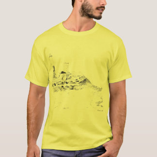Montauk Drawing T-Shirt