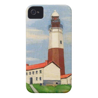Montauk Lighthouse iPhone 4 Covers