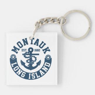 Montauk Long Island Key Ring