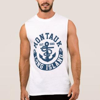 Montauk Long Island Sleeveless Shirt