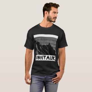 Montauk Men's artsy t-shirt