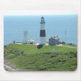 Montauk Point Lighthouse Mouse Pad