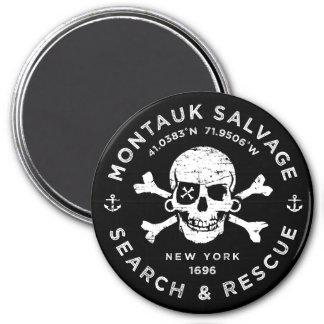 Montauk Salvage Company Magnet
