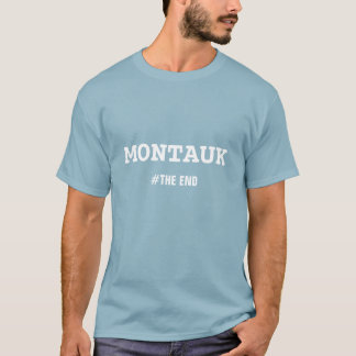 Montauk The End T Shirt