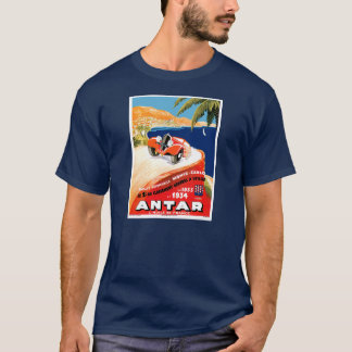 Monte Carlo Automobile Rally T-Shirt