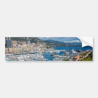 Monte Carlo Bumper Sticker
