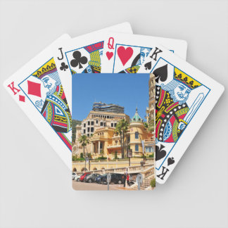 Monte Carlo in Monaco Bicycle Playing Cards