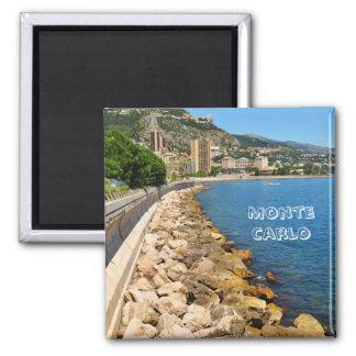 Monte  Carlo in Monaco Magnet