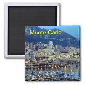 Monte Carlo magnet