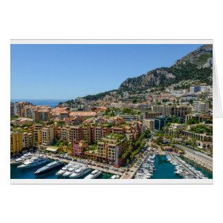 Monte Carlo Monaco Card
