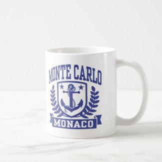 Monte Carlo Monaco Coffee Mug