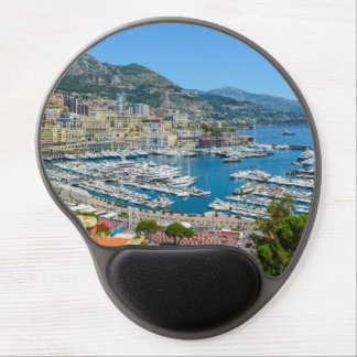 Monte Carlo Monaco Gel Mouse Pad