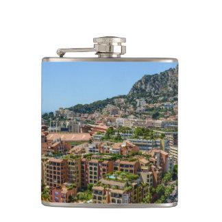 Monte Carlo Monaco Hip Flask