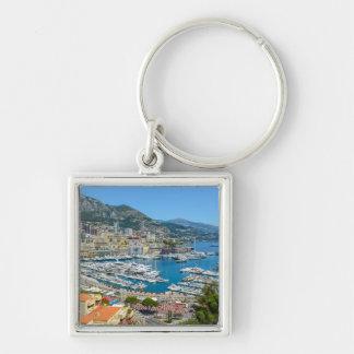 Monte Carlo Monaco Key Ring