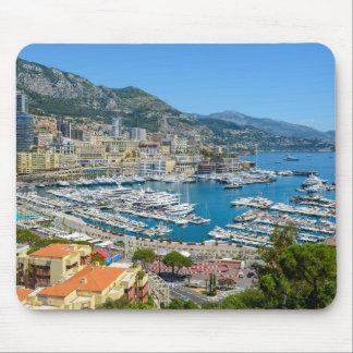 Monte Carlo Monaco Mouse Pad