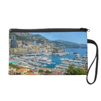 Monte Carlo Monaco Wristlet