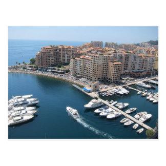 Monte Carlo Postcard