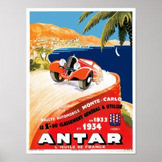 Monte Carlo Print