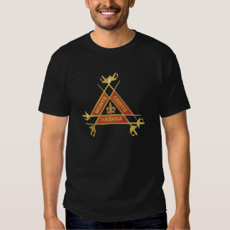 Monte Cristo, Havana's finest! Shirt
