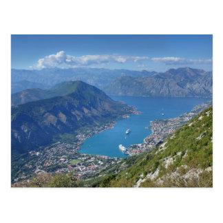 Montenegro - Cattoro - Kotor Postcard