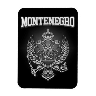 Montenegro Coat of Arms Magnet