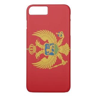 Montenegro Flag iPhone 8 Plus/7 Plus Case