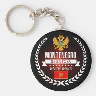 Montenegro Key Ring