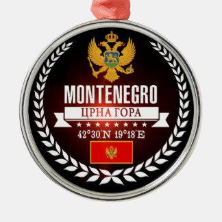 Montenegro Metal Ornament