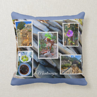 Montenegro Travel Collection Cushion