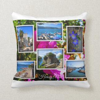 Montenegro Travel Collection – Herceg Novi Cushion